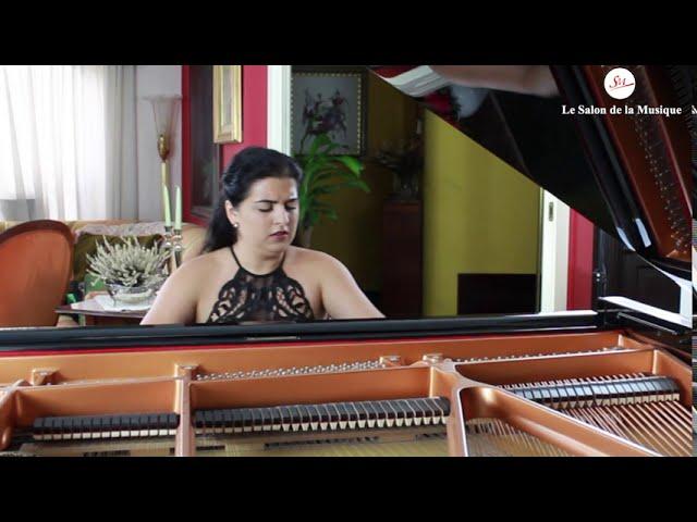 Elisha Wolf plays 8 Études-Tableaux Op. 33 by Sergej Rachmaninov