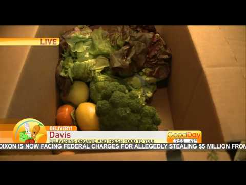 Farm Fresh To You Delivery on Good Day Sacramento