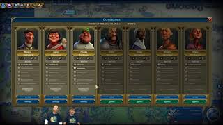 Video Civilization VI News - Rise and Fall, Government Districts, Governors, and the Timeline! download MP3, 3GP, MP4, WEBM, AVI, FLV Maret 2018