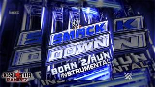 WWE: Born 2 Run (SmackDown Instrumental Theme) by 7Lions - DL