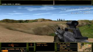 Delta Force 2 PC Mission Hourglass