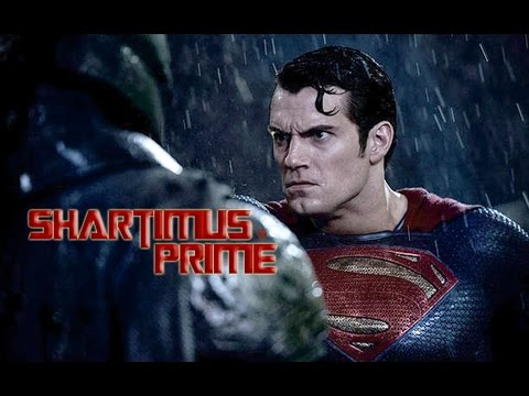 Batman v Superman Dawn of Justice Movie Review