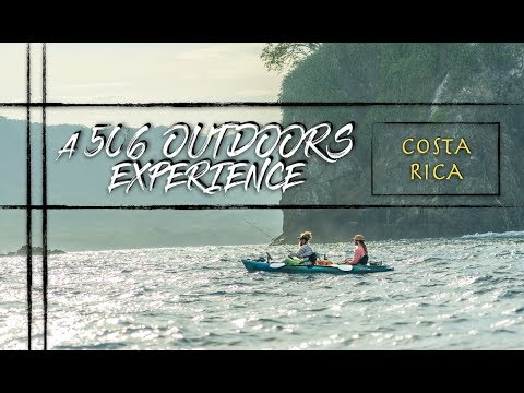 Jungle Fishing In Costa Rica With 506 Outdoors