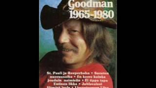 Irwin Goodman - Kun joulupukki vatsahaavan sai