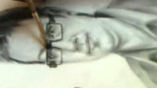 live sketch by feriendas ndas.