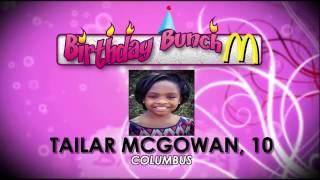 Birthday Bunch 12/19/16