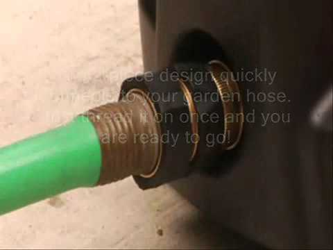 Quick Connect for Garden Hose YouTube