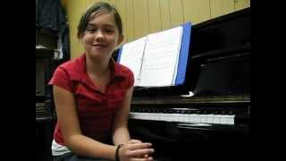 Russian Folk Song Duet Piano Lessons Portland Keyboard Lessons Adult Child Studio Video