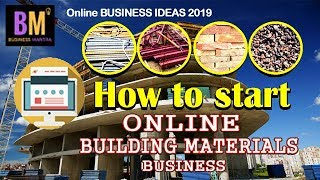 online building materials business in hindi | Small business plan 2019 | Business Mantra