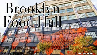 A New Food Hall in Brooklyn Specializes in Japanese Foods