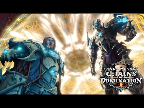 Fate of Sylvanas, Sanctum of Domination Final Cinematic & Cutscenes│Chains of Domination Patch 9.1