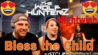 Nightwish - Bless the Child (Wacken 2013) THE WOLF HUNTERZ Reactions