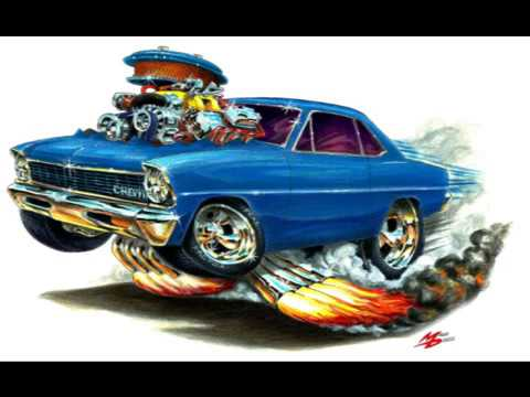 maddmax cartoon muscle car art movie 2 youtube
