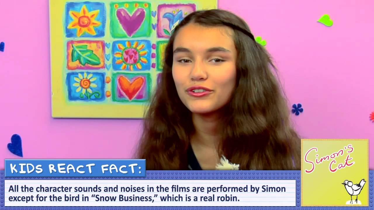 KIDS REACT TO SIMON'S CAT - YouTube