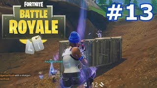 I'M POSSIBLY THE WORST FORTNITE PLAYER   BENNY NO   FORTNITE #13