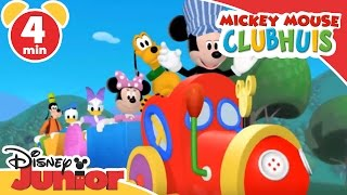 Mickey Mouse Clubhuis | In de trein | Disney Junior NL thumbnail