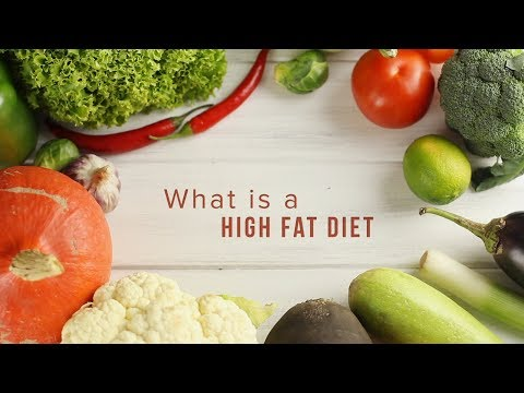 Keto 101 What is a High Fat Diet?