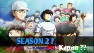 Info Tsubasa Season 2