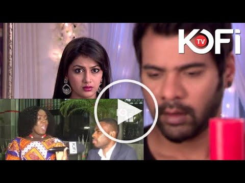 I AM VERY HAPPY I DIVORCED MY HUSBAND- ADOM 📺 KUMKUM BHAGYA HOST LIVE ON #KOFITV