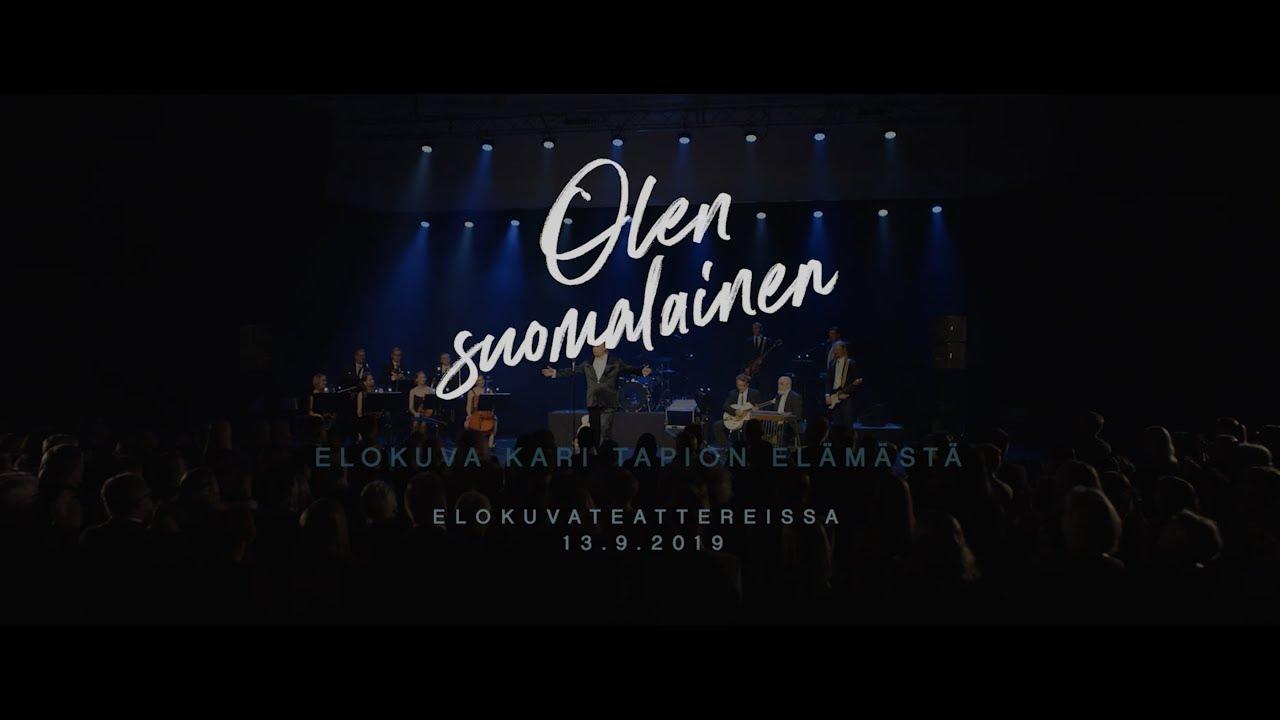 OLEN SUOMALAINEN Official teaser