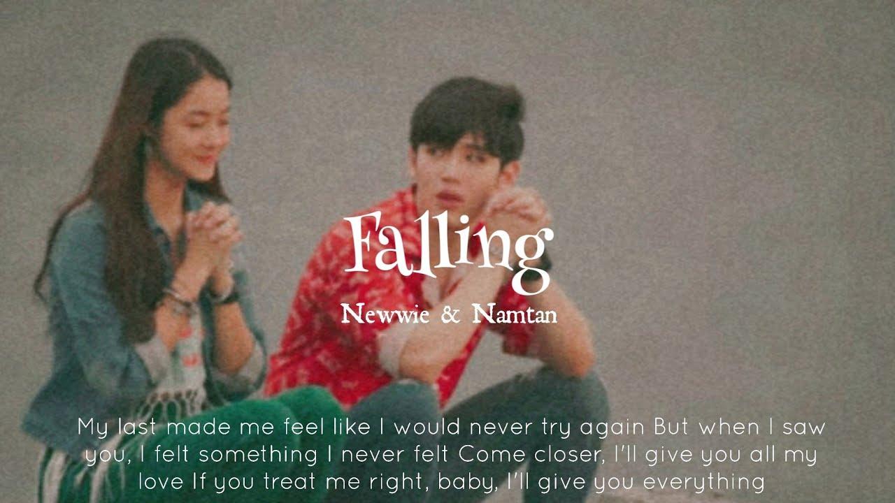 """Download Newwie & Namtan """" Falling """" - Love Beyond Frontier - [ OPV ]"""