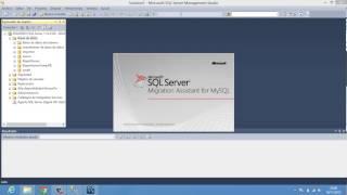 exportacion de Mysql a Sql server utilizando el SSMA