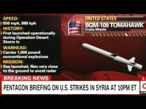 The War Propaganda Machine Goes Into Overdrive Minutes After Trump Announces War With Syria!