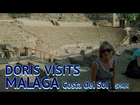 Malaga Guide, a city that really surprised us. Jean stops in the Costa del Sol