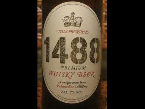Tullibardine 1488 Whisky Beer 7% SCOTLAND