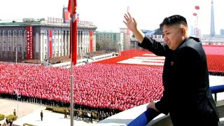 North Korea detains American trying to leave country