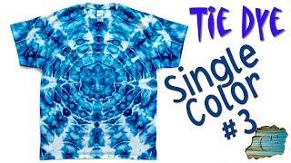 Tie Dye: Single Color Dye #3 [Ice Dye]