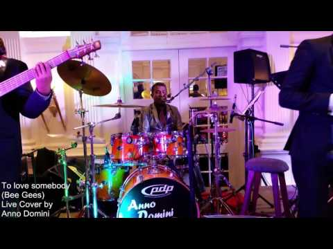To love somebody (Bee Gees) Live Cover by Anno Domini Sri Lankan Band