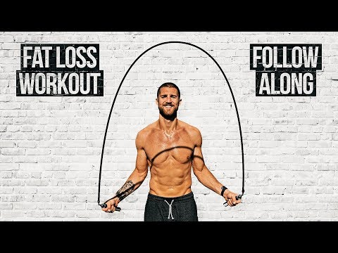 Fat Loss Jump Rope Workout (Follow Along)