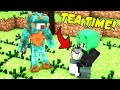TEA TIME!   Mineplex Team Survival Games w/ SallyTeaGamer