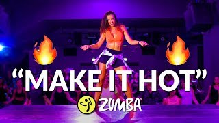 """MAKE IT HOT"" - Major Lazer & Anitta / Zumba® choreo by Alix"