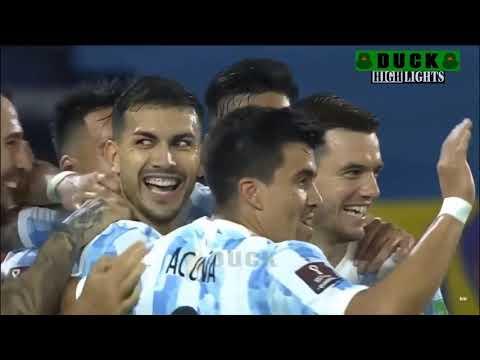 ผลฟุตบอลล่าสุด อาร์เจนตินา vsโ คลอมเบีย ฟุตบอลโลก รอบคัดเลือก โซนอเมริกาใต้2021