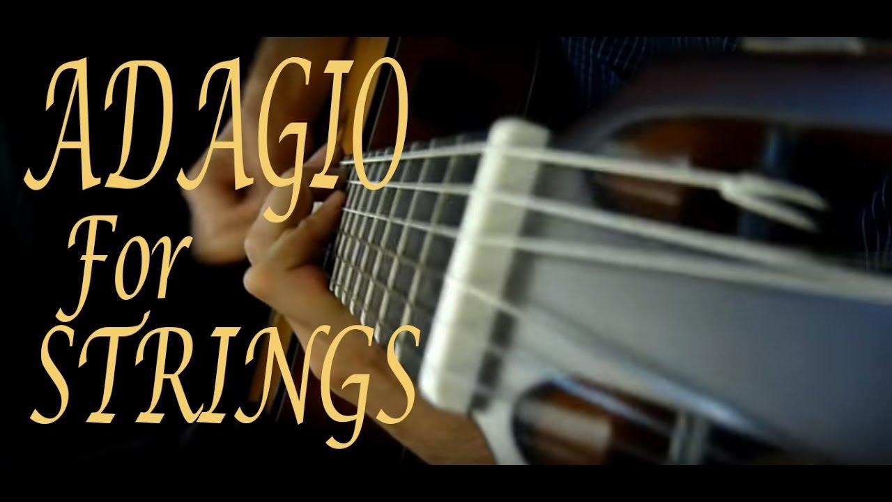adagio for strings barber dj tiesto fingerstyle guitar tabs youtube. Black Bedroom Furniture Sets. Home Design Ideas