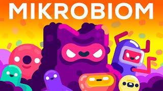 Wie Bakterien unseren Körper beherrschen – Das Mikrobiom