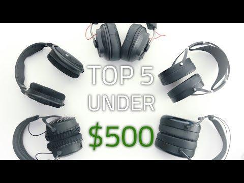 5 Of The Best Headphones Under $500
