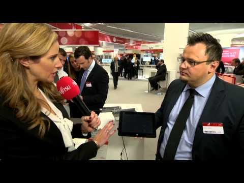 Fujitsu Forum 2014 Exhibition - Tablets, Notebooks, Client-Computing Devices