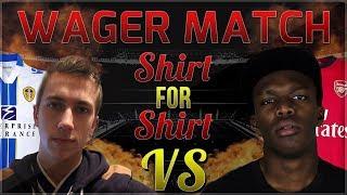 FIFA 14 Epic Wager Match Vs KSI - FIFA 14 Xbox One