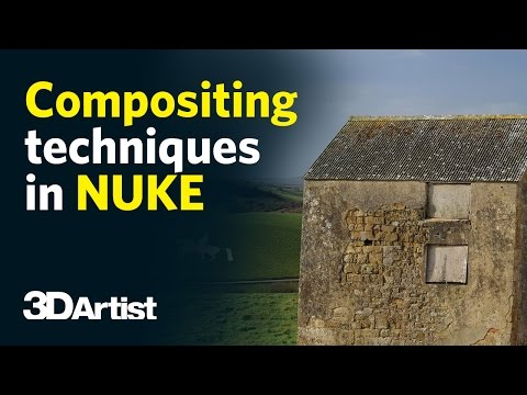 Master multiplanar compositing with NUKE