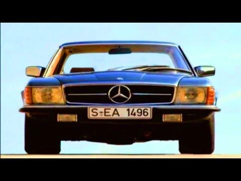 Mercedes SL W107 - Video Review