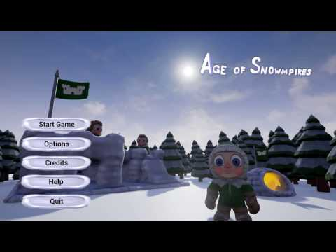 Age of Snowmpires (UE4 Game Jam December 2016 Winner)
