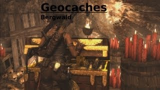 Tomb Raider Geocaches - Bergwald