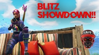 💀 ¡BLITZ SHOWDOWN *MODO COMPETITIVO*! 💀 ~ FORTNITE