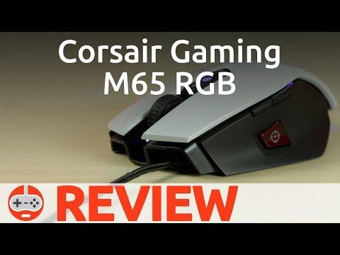 Corsair Gaming M65 RGB Laser Gaming Mouse Review - Gaming Till Disconnected