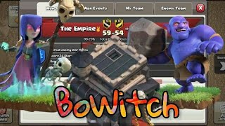 Learn BoWitch at th9 !! War recap