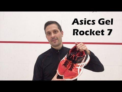 Asics Gel Rocket 7 Волейбольные кроссовки B405N 0193