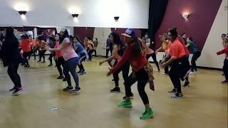 Mi gente  Zumba Choreo  Zumba Fitness with Marce